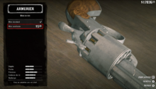 Revolver LeMat14