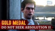Red Dead Redemption 2 - Mission 69 - Do Not Seek Absolution II Gold Medal