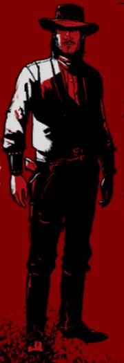 Vêtements de cow-boy02