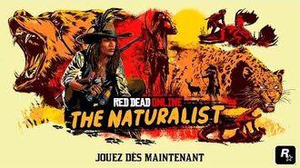 Red Dead Online la Naturaliste