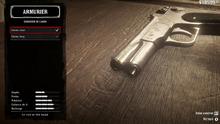 Pistolet M1899 08