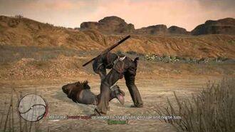 Série de Gameplay de Red Dead Redemption Introduction