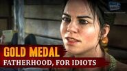 Red Dead Redemption 2 - Mission 92 - Fatherhood, for Idiots Gold Medal