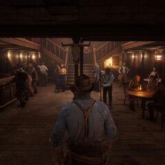 Smithfield's Saloon