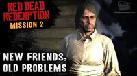 Red Dead Redemption - Mission 2 - New Friends, Old Problems (Xbox One)