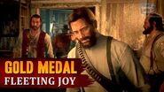 Red Dead Redemption 2 - Mission 64 - Fleeting Joy Gold Medal