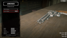 Revolver LeMat12