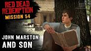 Red Dead Redemption - Mission 54 - John Marston and Son (Xbox One)