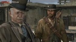 Red Dead Redemption Undead Nightmare - Mission 4 - Cure For Most of What Ails You