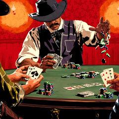 Image promotionnelle pour annoncer l'arrivé du poker dans <i><a href=