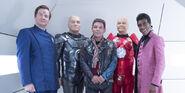Red Dwarf XI (Krysis) Cast