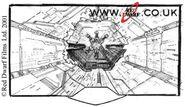 Red Dwarf Movie Concept Art (Red Dwarf)