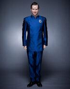 Series X, XI, XII Rimmer Uniform