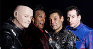 Red Dwarf Crew (Back to Earth)