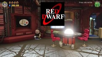 LEGO Dimensions - Red Dwarf