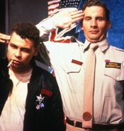 Lister and Rimmer (Series I)