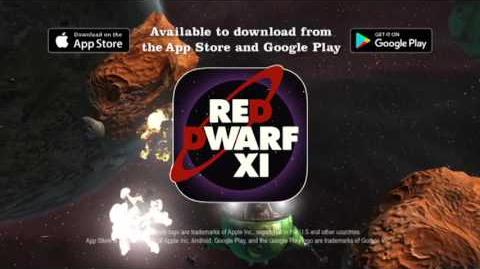 Red Dwarf XI Merchandise Promo - Red Dwarf XI The Game is out now