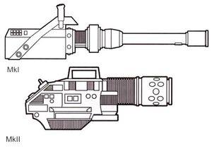 Bazookoid MKI MKII