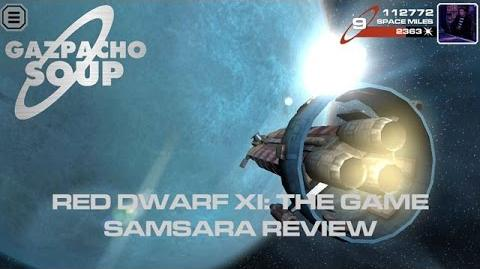 Review Red Dwarf XI - The Game (Episode II Samsara)