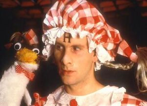 Red Dwarf - Mr Flibble