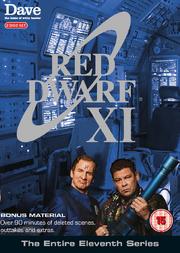 Red-Dwarf-XI DVD Cover 2