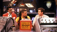 Red Dwarf Crew (Holly Hop Drive)