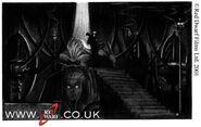 Red Dwarf Movie Concept Art (Chamber 1)