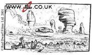 Red Dwarf Movie Concept Art (1)