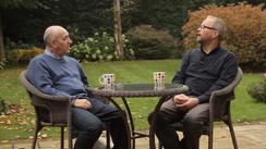 Robert Llewellyn and Doug Naylor