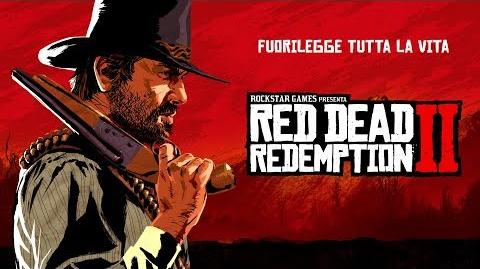 Trailer di lancio di Red Dead Redemption 2