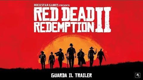 Trailer di Red Dead Redemption 2