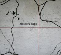 Broken Tree mappa