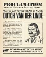 Dutch van der Linde avviso giornale