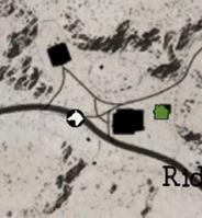 Ridgewood Farm mappa