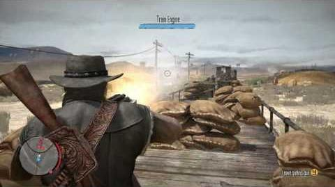 Red Dead Redemption Gameplay Video Series Weapons & Death