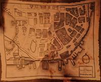 Saint Denis mappa
