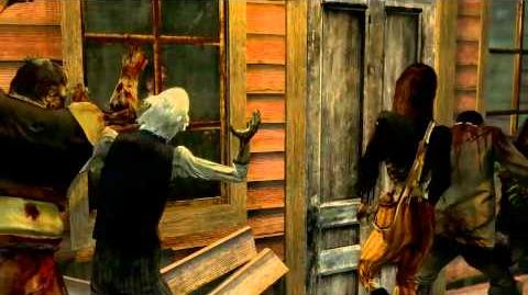 Red Dead Redemption Undead Nightmare Trailer di Lancio
