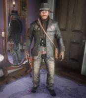 Pistolero del Nuevo Paraíso