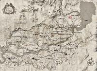 Broken Tree sulla mappa