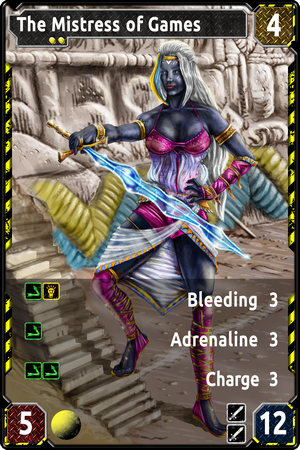 SALK The Mistress of Games