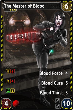 VAMPIRES The Master of Blood