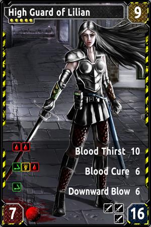 VAMPIRES High Guard of Lilian