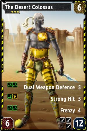 SALK The Desert Colossus