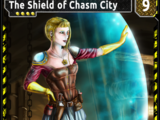 The Shield of Chasm City