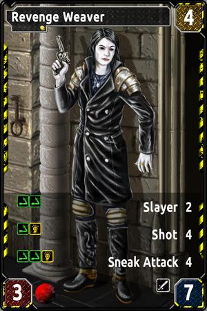VAMPIRES Revenge Weaver