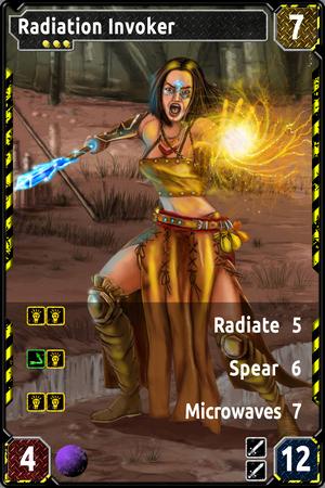 GRAUNT Radiation Invoker