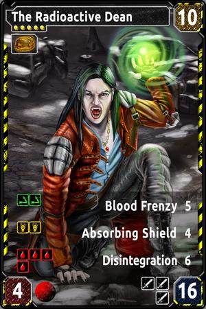 VAMPIRES The Radioactive Dean
