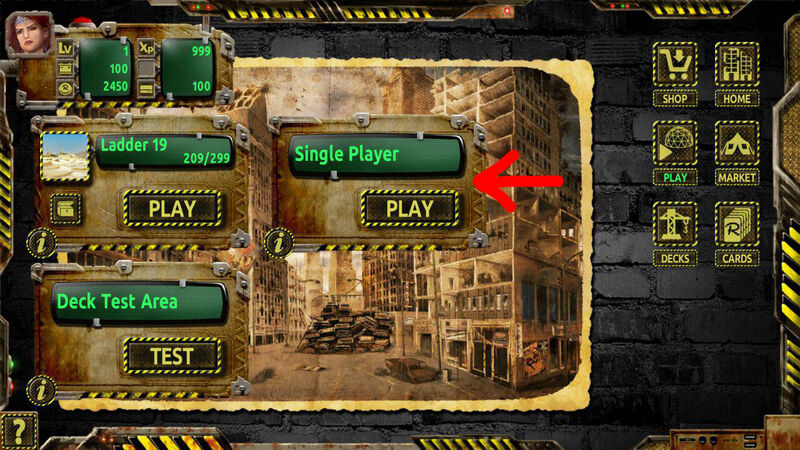 Single Player 001 UK