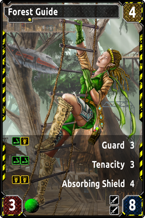TAMIARA Forest Guide