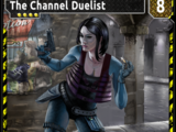 The Channel Duelist